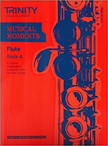 Trinity College London Musical Moments Flute Book 4
