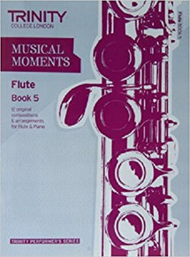 Trinity College London Musical Moments Flute Book 5