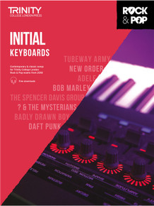 Trinity Rock & Pop 2018 Keyboards - Initial Grade