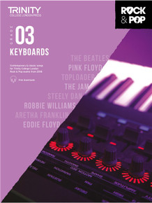 Trinity Rock & Pop 2018 Keyboards - Grade 3