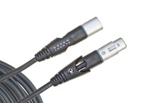 Planet Waves / D'Addario 25ft Custom Series Swivel XLR Balanced Microphone Cable