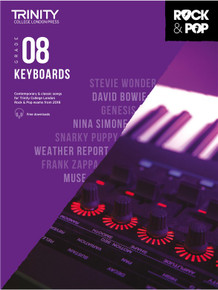 Trinity Rock & Pop 2018 Keyboards - Grade 8