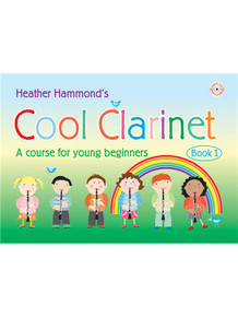 Cool Clarinet Book 1 by Heather Hammond