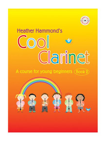 Cool Clarinet Book 2  by Heather Hammond