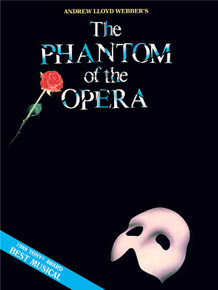 Phantom of The Opera Piano and Vocal Selections - Andrew Lloyd Webber
