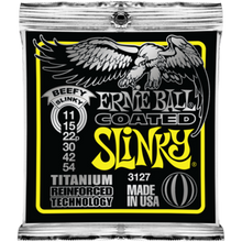 Ernie Ball Coated Titanium RPS Beefy Slinky .011 - .054 Guitar Strings