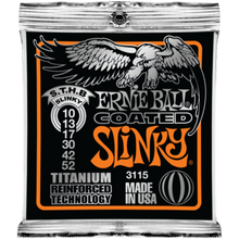 Ernie Ball Coated Titanium RPS Skinny Top Heavy Bottom .010 - .052 Guitar Strings