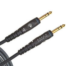 Planet Waves by D'addario 25ft Custom Series Stereo Instrument Cable