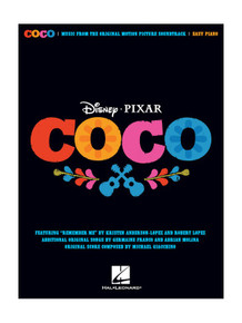 Disney Pixar's Coco - Easy Piano Edition
