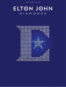 Elton John - Diamonds for Piano Voice & Guitar