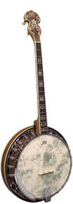 Barnes and Mullins Banjo 4 String 'Empress' Tenor BJ504BW
