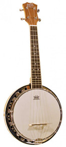 Barnes & Mullins UBJ1 Ukulele Banjo with Resonator
