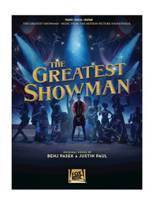 The Greatest Showman -  Benj Pasek for Easy Piano