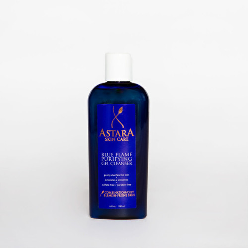 Blue Flame Purifying Gel Cleanser