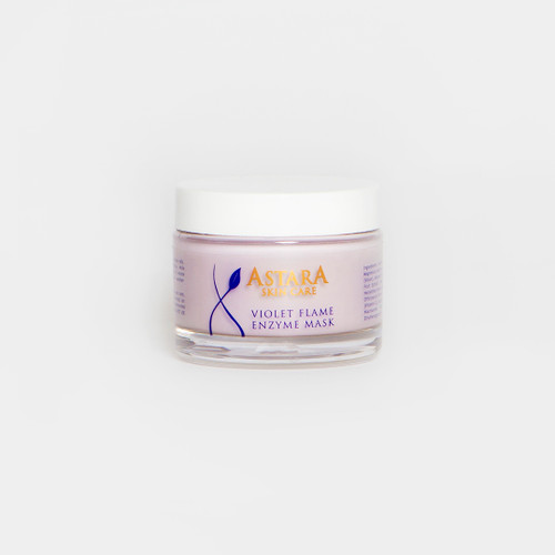 Violet Flame Enzyme Mask