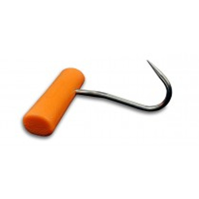 "Dexter Russell Barr Brothers 5 1/2"" Hook Left Hand Offset Hammer Handle 1/4"" Diameter 42043 T326 PLHO (42043)"