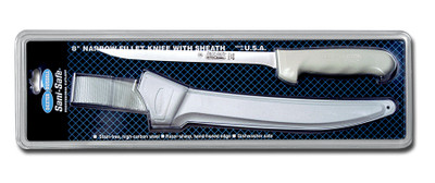 S133-7WS1 Dexter Sani- Safe 7 inch narrow fillet knife w/sheath