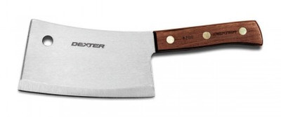 """Dexter Traditional 8"""" Stainless Heavy Duty Cleaver 08230 S5288 (08230)"""