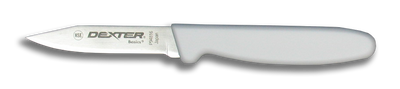 "Dexter Russell Basics 3"" Clip Point Paring Knife 31610 P94816"