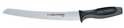 "Dexter Russell V-Lo 10"" Scalloped Bread Knife 29333 V147-10SC"