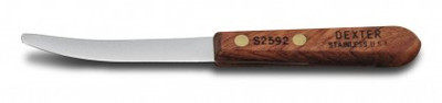 "Dexter Russell Traditional 3 1/4"" Scalloped Grapefruit Knife 18140 S2592SC (18140)"