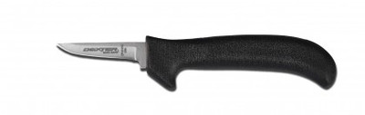 "Dexter Russell Sani-Safe 2 1/2"" Tender/Shoulder/Trim Poultry Knife Black Handle 11183B EP151HGB (11183B)"