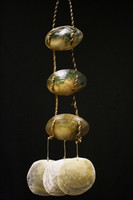 Oyster and Placuna Wind Chimes