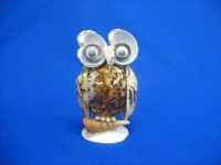 Owl with Moving Eyes • Tigrina Base