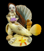 Tiger Cowrie Mermaid