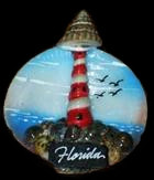 Tigrina Decorative Lighthouse Magnet