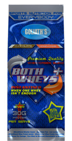 Goliaths Both Wheys Honeycomb 2.2kg