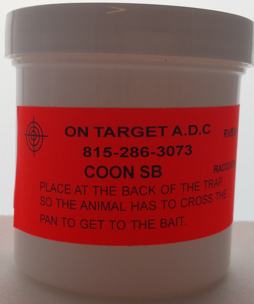 Coon SB paste bait 6oz