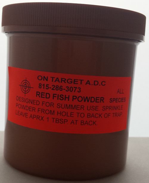 Red Fish Powder