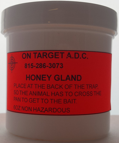 Honey Gland 6oz