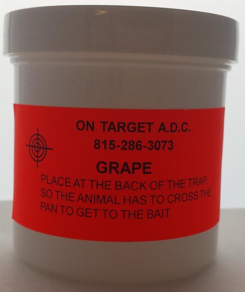 Grape paste bait 6oz