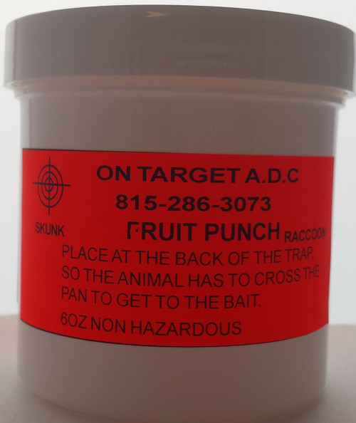 Fruit Punch paste bait 6oz