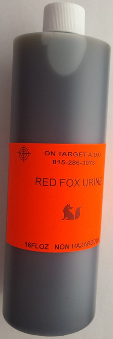 Fox Urine 16oz