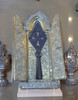 The Holy Spear of Destiny, Lance of Longinus (Hofburg Version), Resin with Free Book