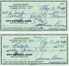 Joanne Kerns Signed Check PSA/DNA Authenticated Near Mint Condition