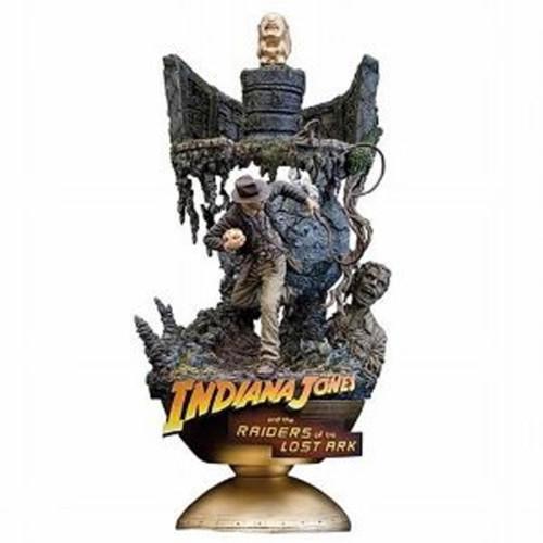 Indiana Jones ArtFX Theater Raiders of the Lost Ark Statue, New in Box