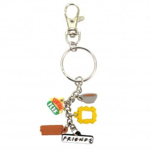 Friends Charm Keychain , Very Cool Item