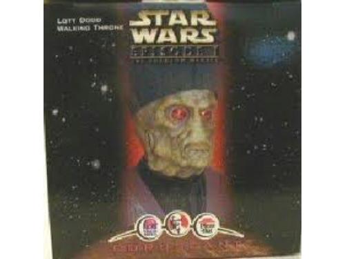 Star Wars: Episode 1, Lott Dodo Walking Throne, New
