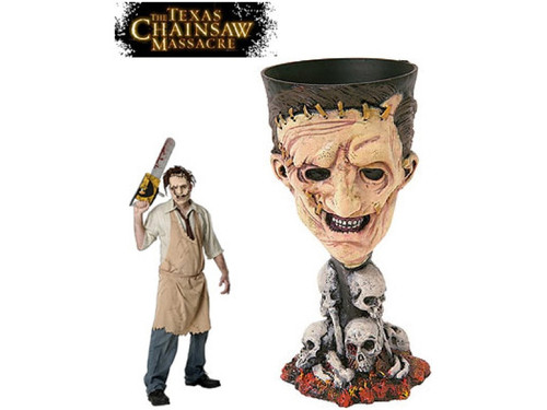 Texas Chainsaw Massacre Leatherface Goblet, New