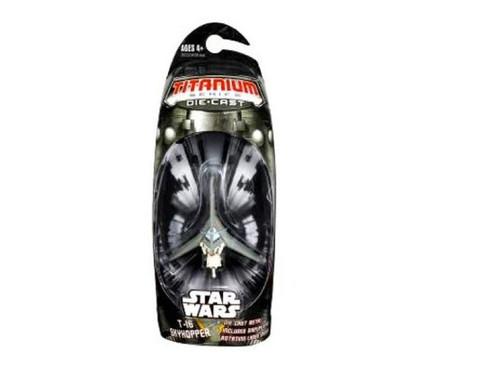 Star Wars Titanium 2008 T-16 Skyhopper, New