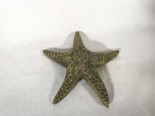 Jaws 2 Real Prop Decorative Metal Starfish