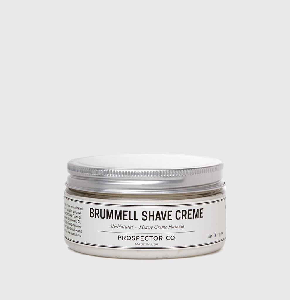 Brummel Shave Creme