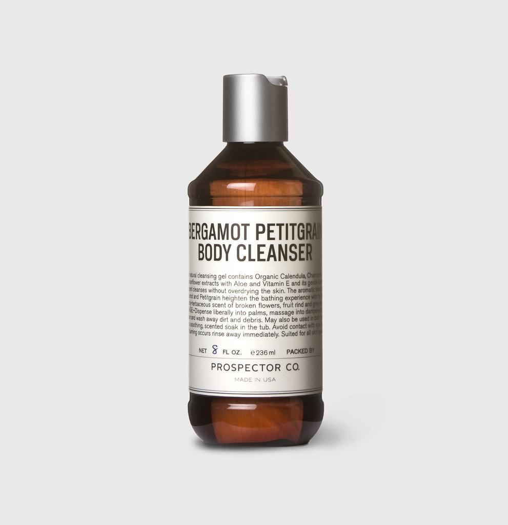 Bergamot Petitgrain Body Cleanser