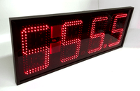 "Wireless Remote Scoreboard Display - 12"" (with Photo Recall)"