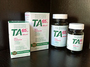 TA Sciences TA-65 Telomerase Activation Capsules - 90 count - 250 unit