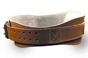 """SCHIEK L2004 4-3/4"""" Power Contour Leather Lifting Belt"""
